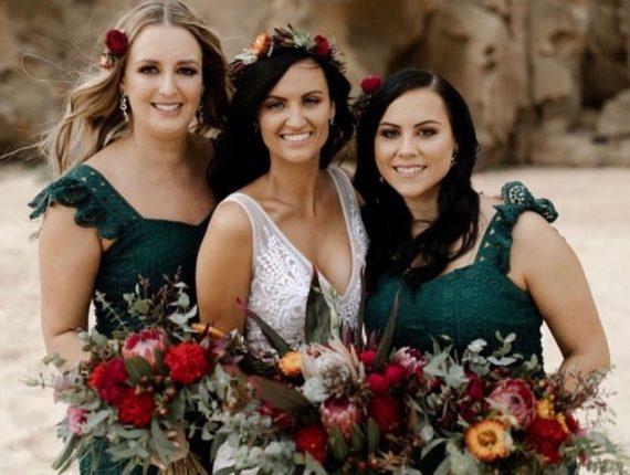 Weddings & Events Florist Maitland - RosyPosyCo