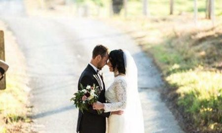 Sara and Bronson Weddings & Events Florist Maitland - RosyPosyCo