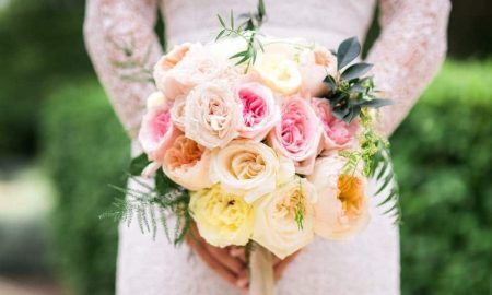 Allana + Joel Weddings & Events Florist Maitland - RosyPosyCo